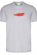 armedangels Armedangels, Jaames Big Fish, grey melange, XL
