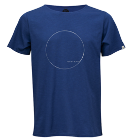 ZRCL ZRCL, Loose T-Shirt We Are, blue slub, XL