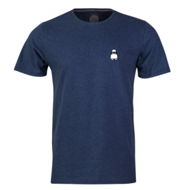ZRCL ZRCL, T-Shirt Ghost, blue stone, M