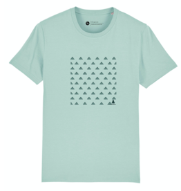 Ginga Ginga, Tends T-Shirt, light green, M
