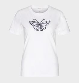 Armedangels, Lidaa Butterfly, white, XS