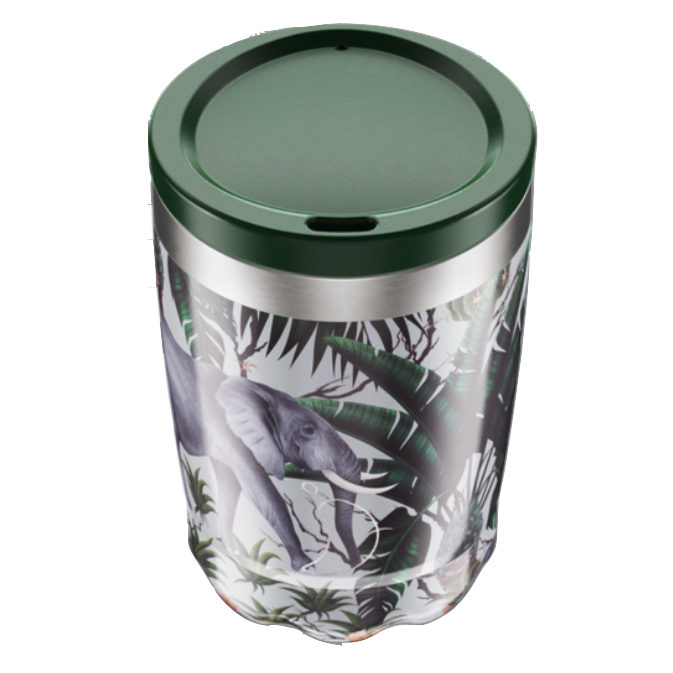 Chilly's Chilly's Bottles, Coffee Cup, Elephant, 340ml