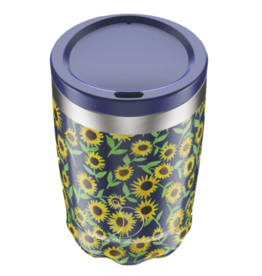 Chilly's Chilly's Bottles, Coffee Cup, sunflower, 340ml