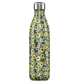 Chilly's Chilly's Bottles, Floral, Sunflower, 750ml