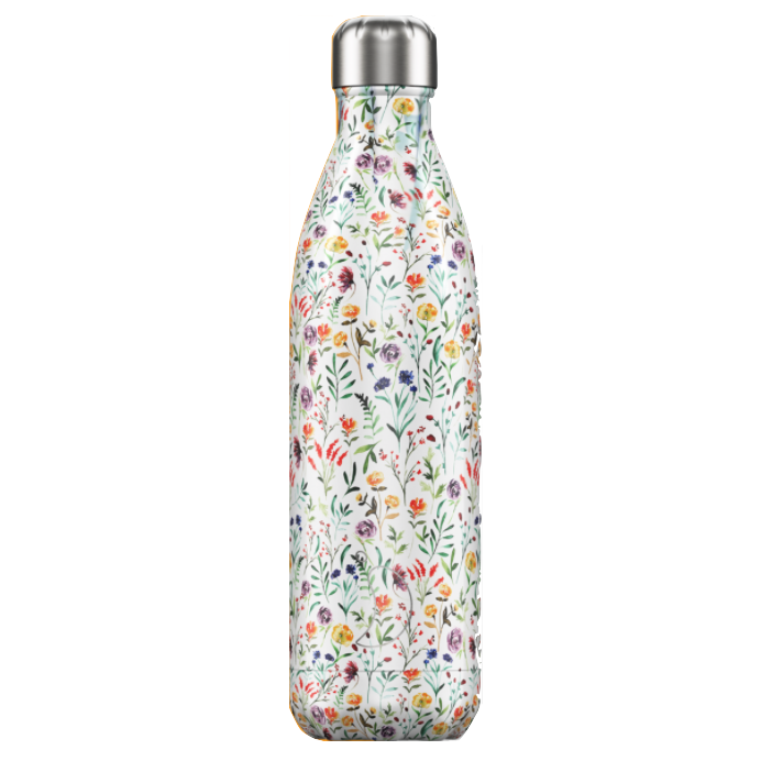 Chilly's Chilly's Bottles, Floral, Meadow, 750ml