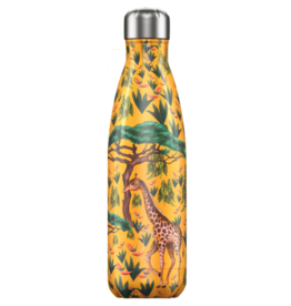 Chilly's Chilly's Bottles, Tropical, Giraffe, 500ml