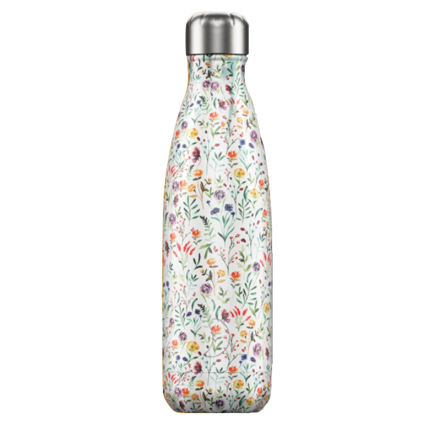 Chilly's Chilly's Bottles, Floral, Meadow, 500ml