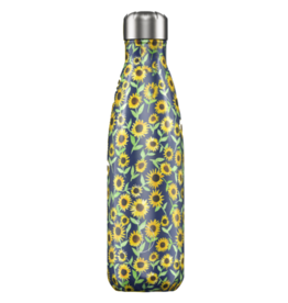 Chilly's Chilly's Bottles, Floral, Sunflower, 500ml