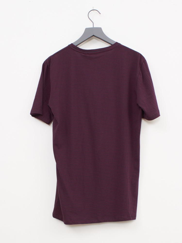 Minimum Minimum, Luka T-Shirt, bordeaux, L
