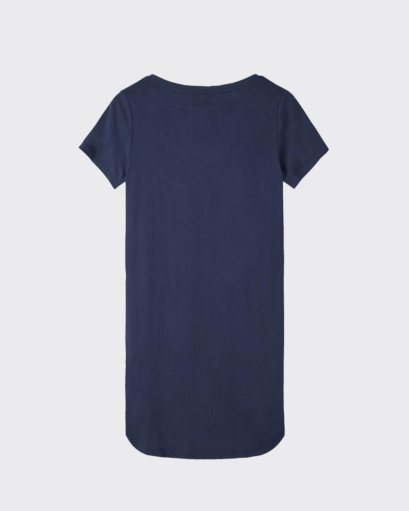 Minimum Minimum, Larah Dress, navy blazer, S