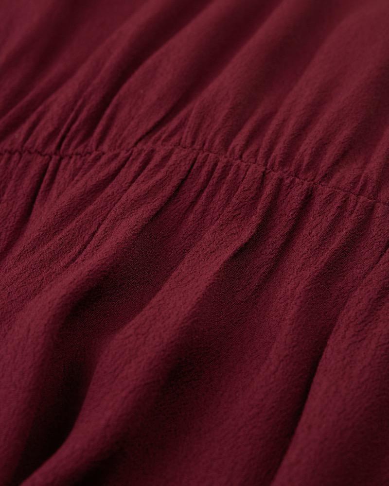 Minimum Minimum, Amarante Kleid, maroon, 38/M
