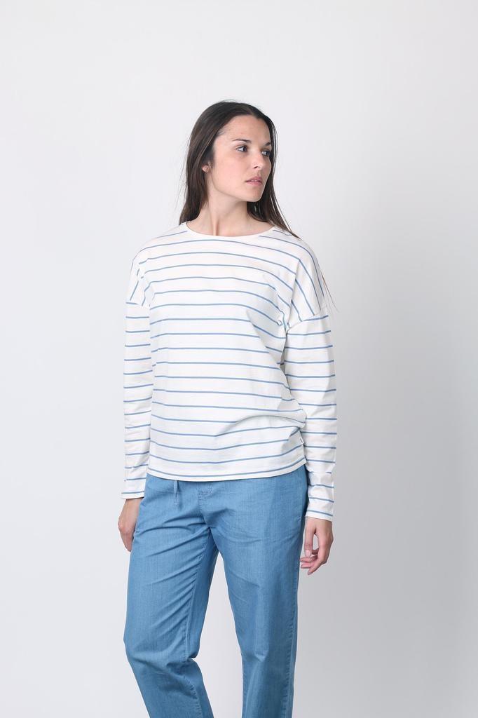Klitmøller Klitmøller, Erika T-Shirt, cream, L