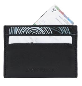 Lost & Found Accessories Lost & found, Kreditkarten Halter klein, black