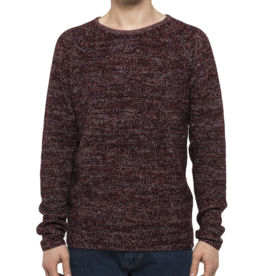 RVLT RVLT, 6293 Knit, darkred, L