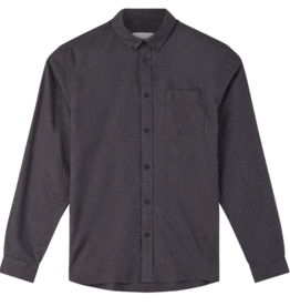 Minimum Minimum, Jay 2.0 Shirt, carbon mel., M