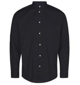 Minimum Minimum, Anholt Shirt, navy blazer, S