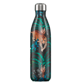 Chilly's Chilly's Bottles, Tropical, Leopard, 750ml