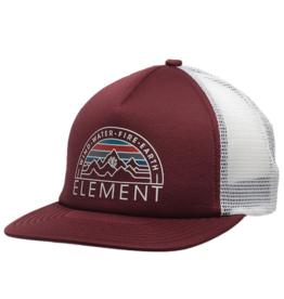 Element, Odyssey Trucker, napa red, onesize