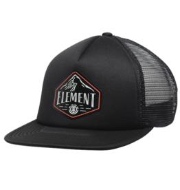 Element, Rift 2 Trucker, true black, onesize