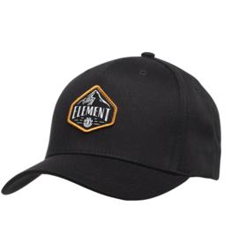 Element, Camp Cap, flint black, onesize