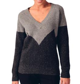 Skunkfunk Skunkfunk, Apaioa Sweater, black/grey, S (38)