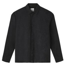 Minimum Minimum, Riber Shirt, black, L