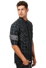 Einstoffen Einstoffen, Bill S. Preston Hemd, black, S