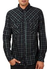 Einstoffen Einstoffen, Bill S. Preston Hemd, black, L