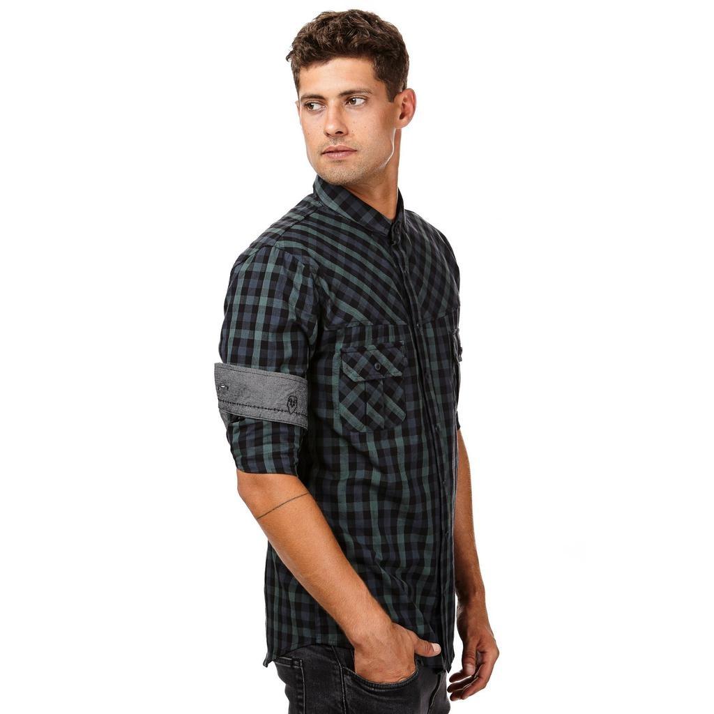 Einstoffen Einstoffen, Bill S. Preston Hemd, black, XL