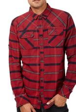 Einstoffen Einstoffen, Nick Sax Hemd, rot, XL