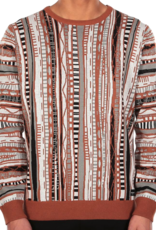 Iriedaily Iriedaily, Theodore Knit, tabacco, M