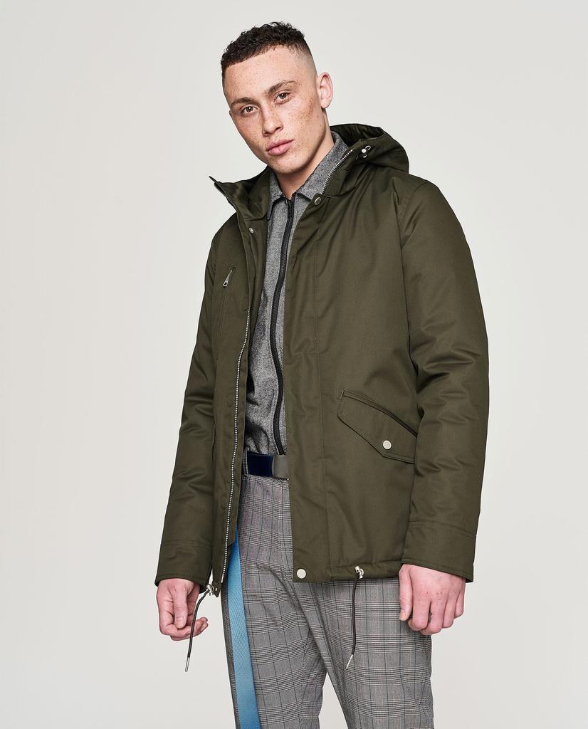 Elvine Elvine, Cornell, army green, S