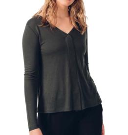 Skunkfunk Skunkfunk, Ayena T-Shirt, dark green, XS (36)