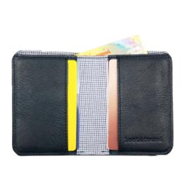 Lost & Found Accessories Lost & found, Cash&credit card wallet Blue corn