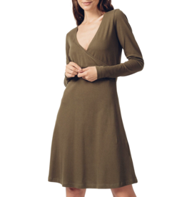 Skunkfunk Skunkfunk, Balen Dress, olive, M (40)