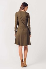 Skunkfunk Skunkfunk, Balen Dress, olive, S (38)