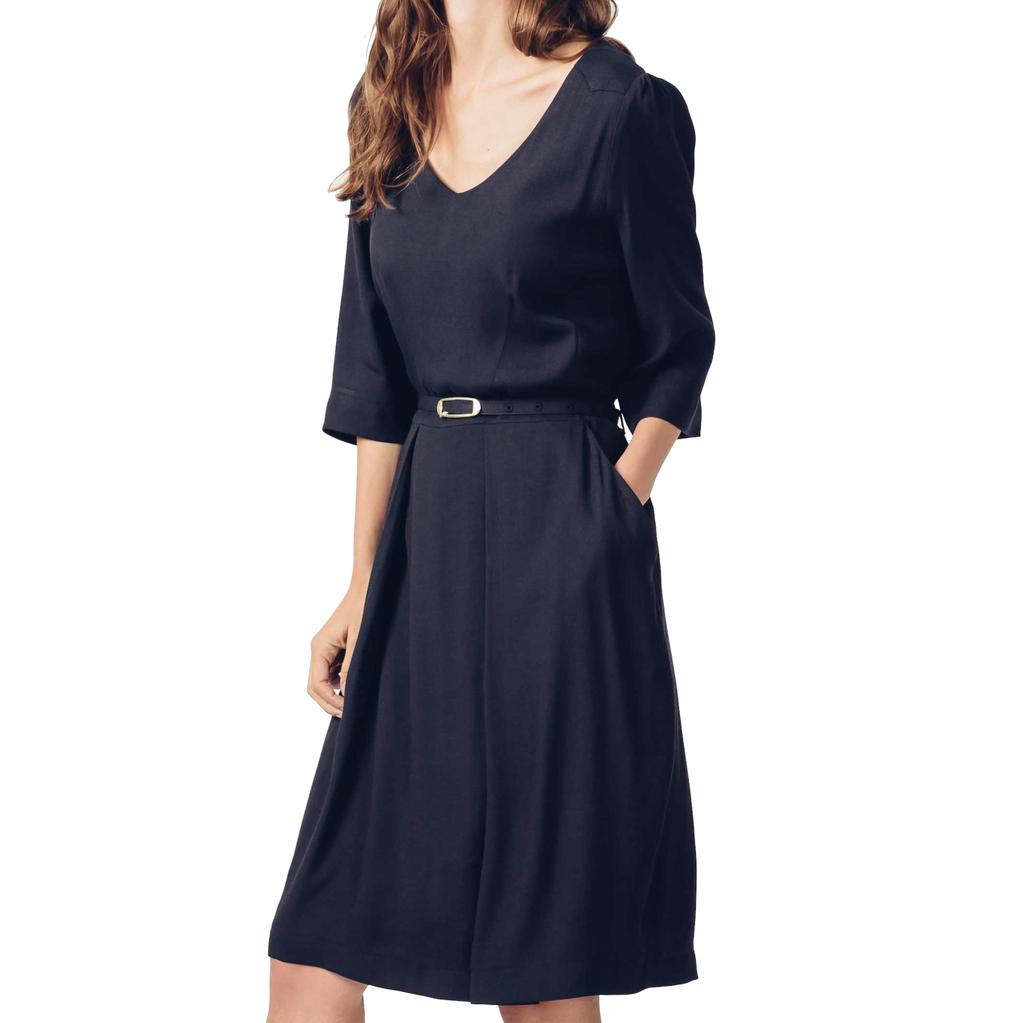 Skunkfunk Skunkfunk, Alazne Dress, black, S (38)