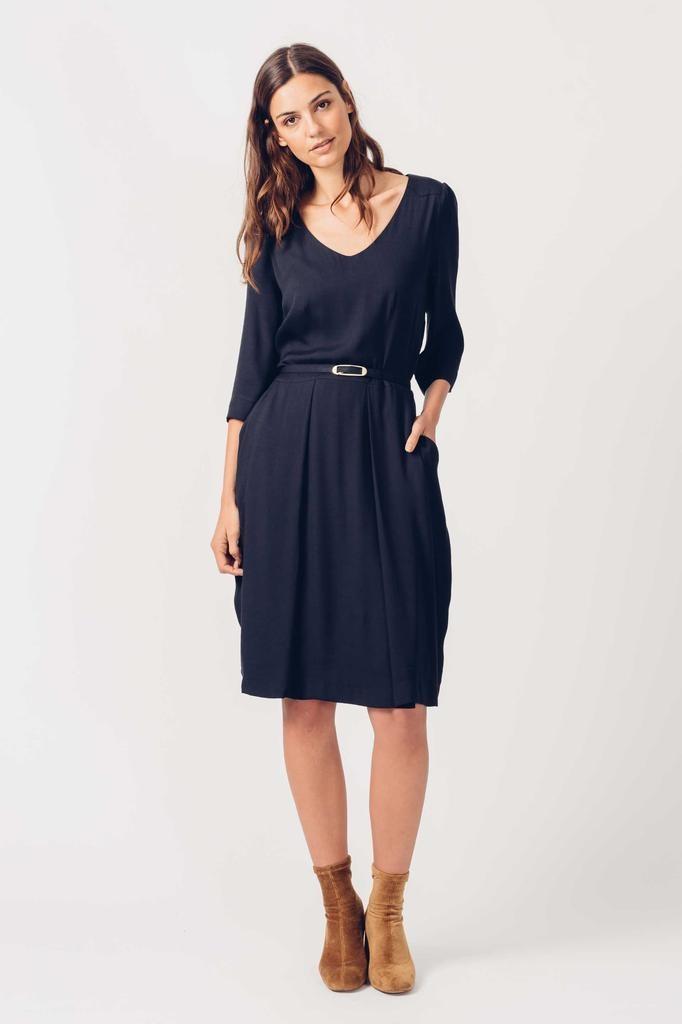 Skunkfunk Skunkfunk, Alazne Dress, black, XS (36)
