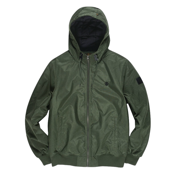 Element Clothing Element, Dulcey, olive drab, L