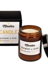 Mootes Mootes, Kerze, Rosmarin & Thymian