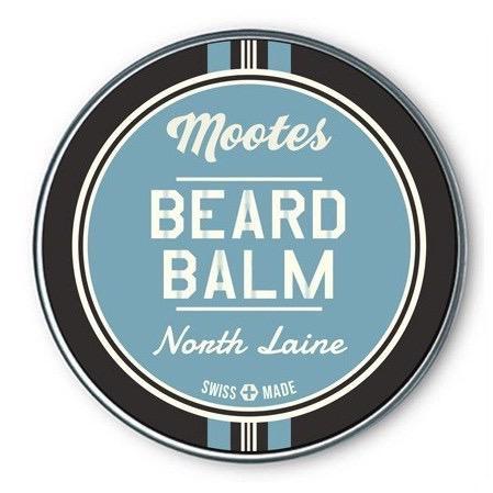Mootes Mootes, Bartbalsam, North Lane, 50g