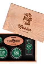 Mootes Mootes, Bartpflege Set, Mountain Pass, #1