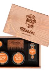 Mootes Mootes, Bartpflege Set, Sunset Ave., #1