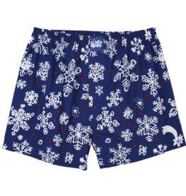 Lousy Livin Lousy Livin, Boxer Snow flakes, blau, M