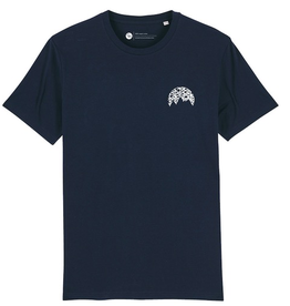Ginga Ginga, Mountains T-Shirt, navy, XL