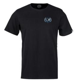 ZRCL ZRCL, M T-Shirt Earth, black, XL
