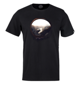 ZRCL ZRCL, M T-Shirt Tent, black, M