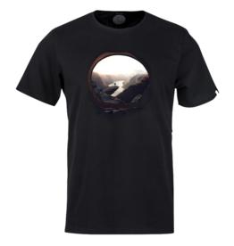 ZRCL ZRCL, M T-Shirt Tent, black, L