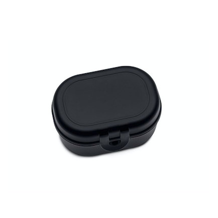 Koziol Koziol, Lunchbox Pascal mini, black