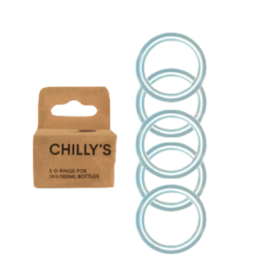 Chilly's Chilly's Bottles, 0-Ring, Box of 5, 750ml